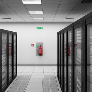 Data Center. 09