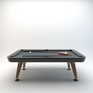 Barcelona Pool Table
