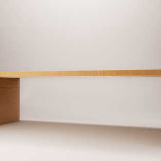Simple Wood Conf Table