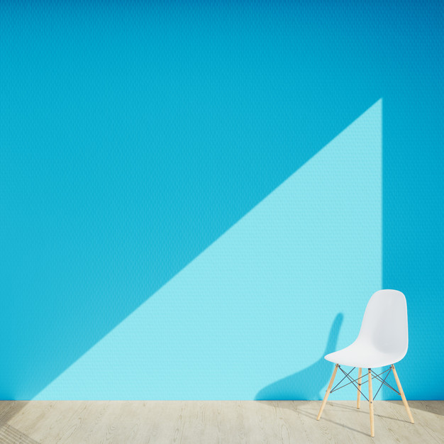 Braided Wallpaper - Blue