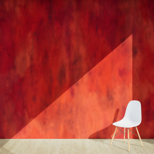 Copper Oxydized Red