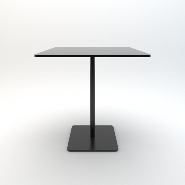 Rectangular Umbrella Table