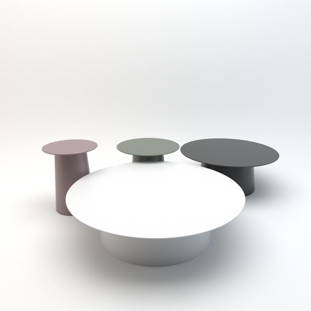 Blu Dot Circular Tables