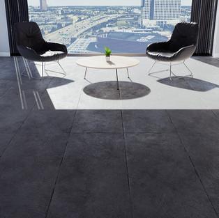 Raw Concrete Panels