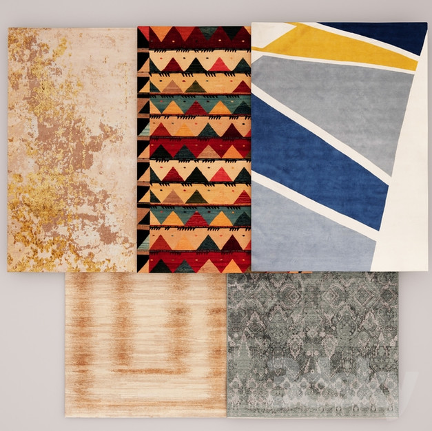 Carpet Set 45
