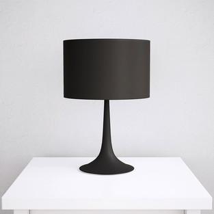 Spun T Lamp