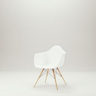 Plastic Bucket Chair