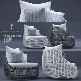 Vino Lounge Chair