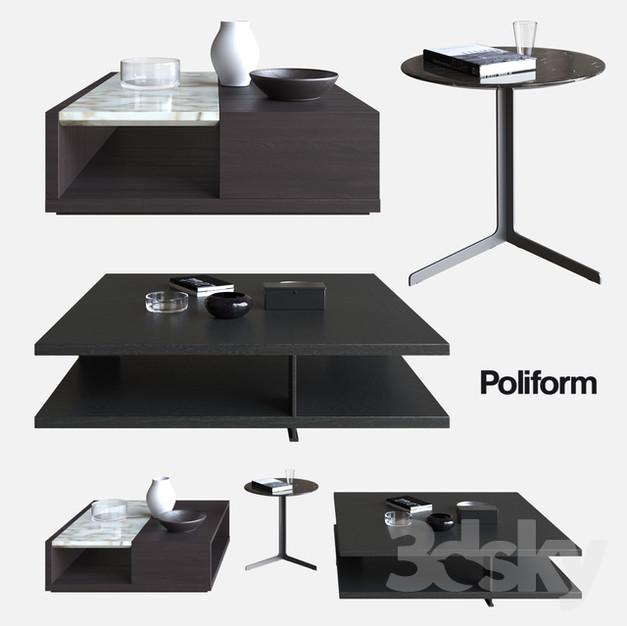 Poliform Coffee Tables