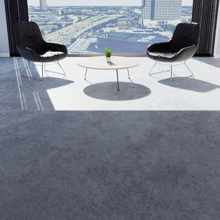 Raw Grey Concrete