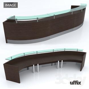 Uffix Reception Desk
