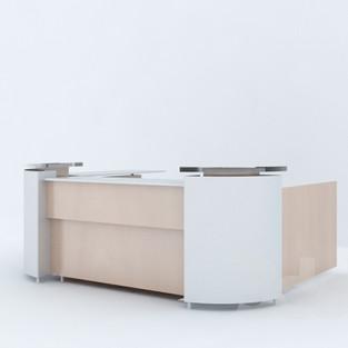 Reception Desk Plain