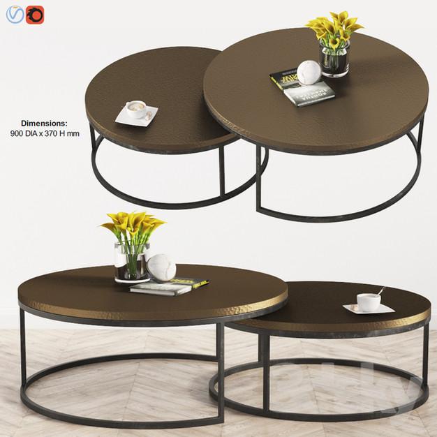 Malay Nested Coffee Tables Boydblu