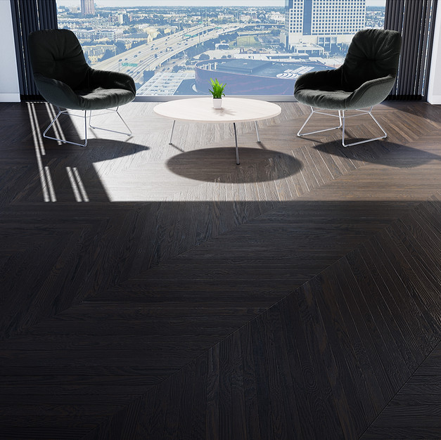 Parquet Wenge - Hungarian Point