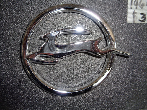 1963 REAR QUARTER IMPALA EMBLEMS