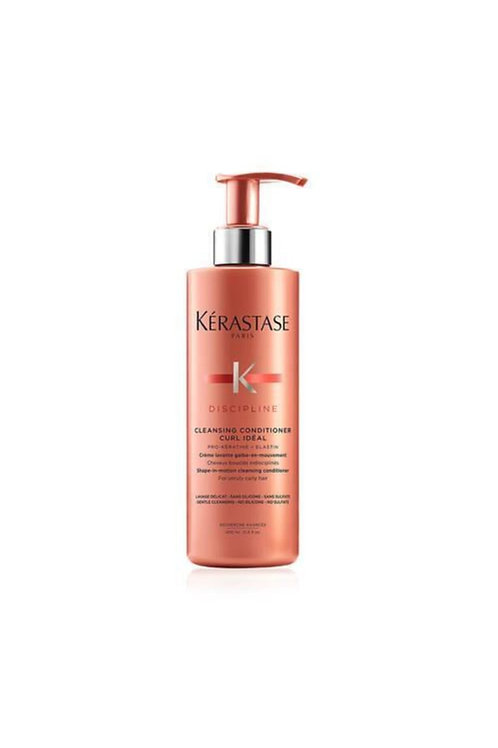 Discipline Cleansing Curl Ideal Temizleyici Saç Kremi 400 ml