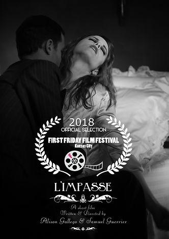 L'Impasse,court-métrage,Samuel Guerrier, Alison Gallego, First Friday Festival,U.S.A