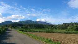 浅間山 長野県御代田町