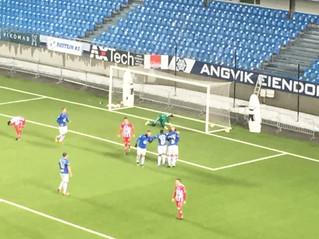 Knepen seier til Molde
