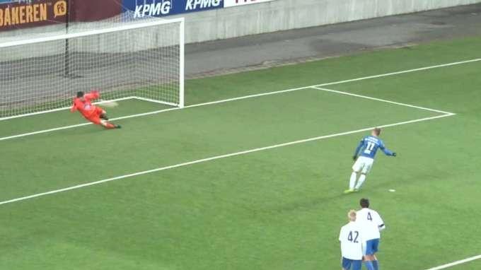 Molde FK spilte årets første treningskamp lørdag.