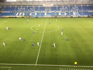 Målshow av Molde