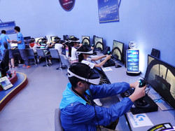 DPVR VR Entertainement simulator (1)