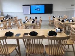 DPVR VR Class training2
