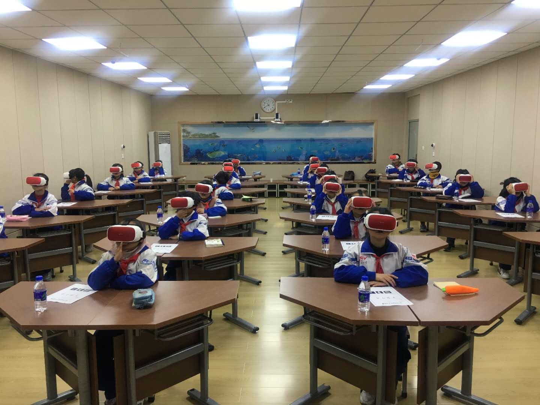 DPVR VR Class training3