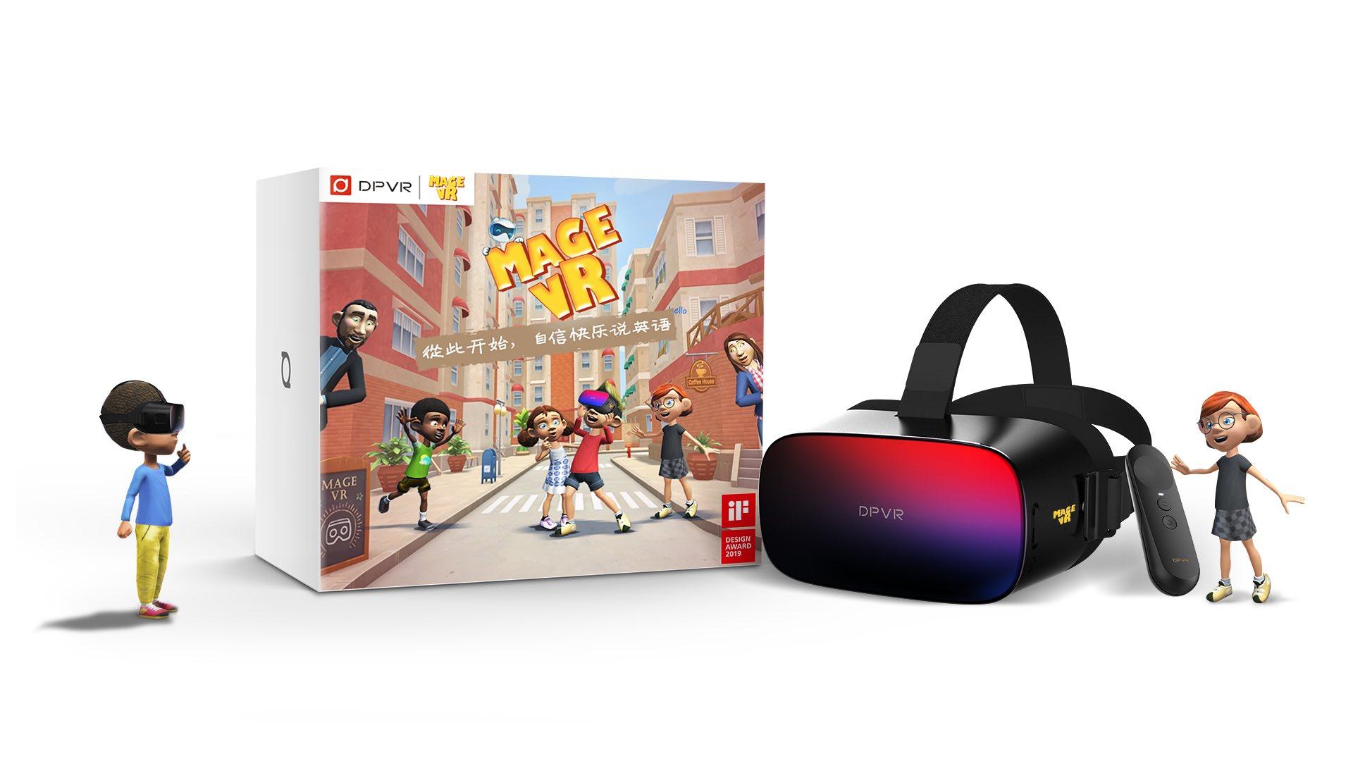 Mage VR