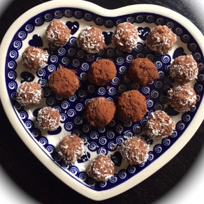 Cacao and Coconut Booster Balls