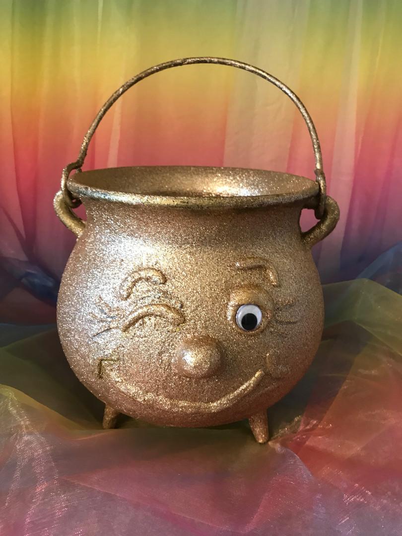 The Golden Cauldron