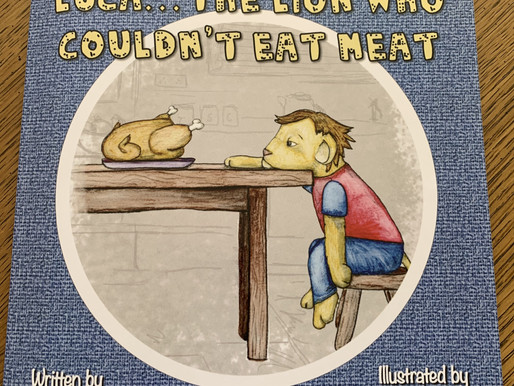 Luca..... The Lion Who Couldn't Eat Meat - Book Review