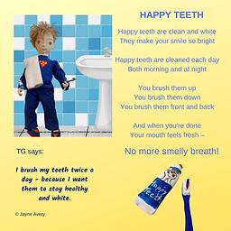 Happy Teeth - oral hygiene