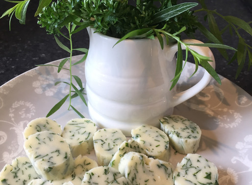 Tarragon and Parsley Butter