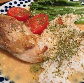 Chicken Simla (serves 4)