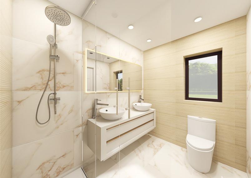 Render Bathroom Room 01