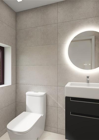 Render 1/2 Bathroom