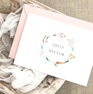 Invitación de Boda - Belly