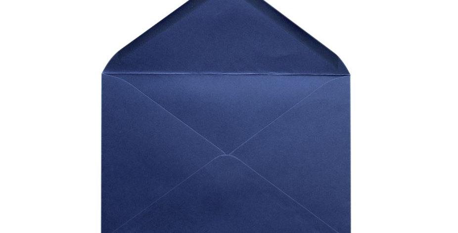 Pack 10 Sobres Azúl Marino 12x17,4cm