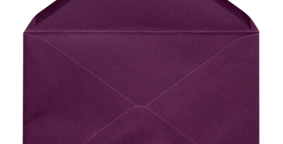 Pack 10 Sobres de Boda Color Vino C5 (16,2x22,9cm)