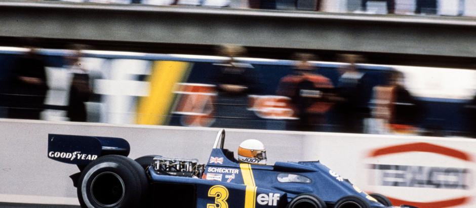 #271 GP di Svezia 1976, è doppietta per la Tyrrell a sei ruote, Lauda è solo terzo