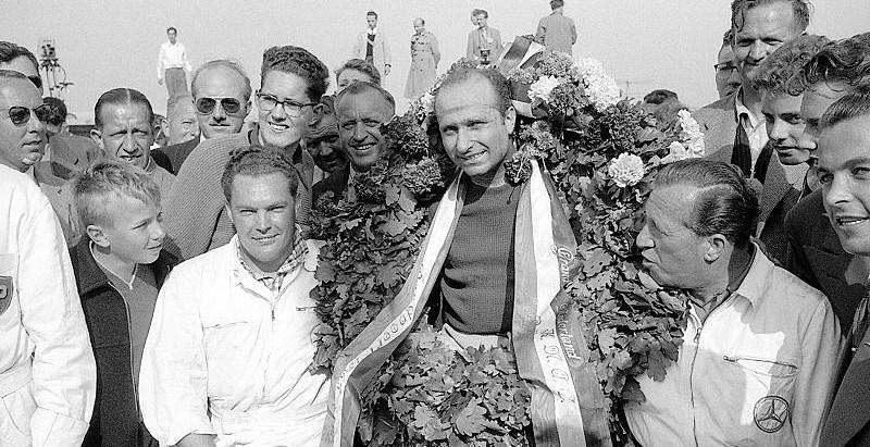 #46 GP d'Olanda 1955, la tragedia di Le Mans condiziona il campionato, Fangio è Campione del Mondo