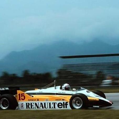 #3 1982: GP del Brasile, vince Piquet, ma verrà squalificato; la vittoria andrà a Prost