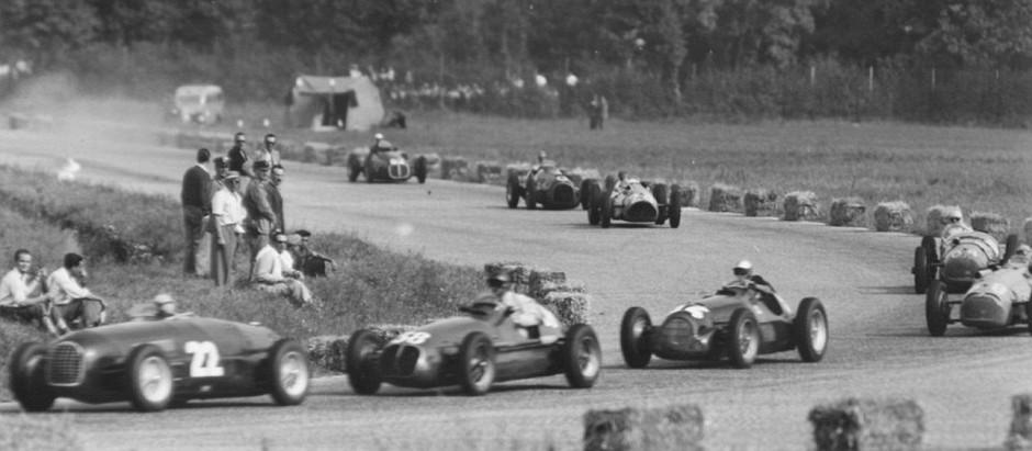 #7 GP d'Italia 1950, Farina è il primo Campione del Mondo di Formula 1