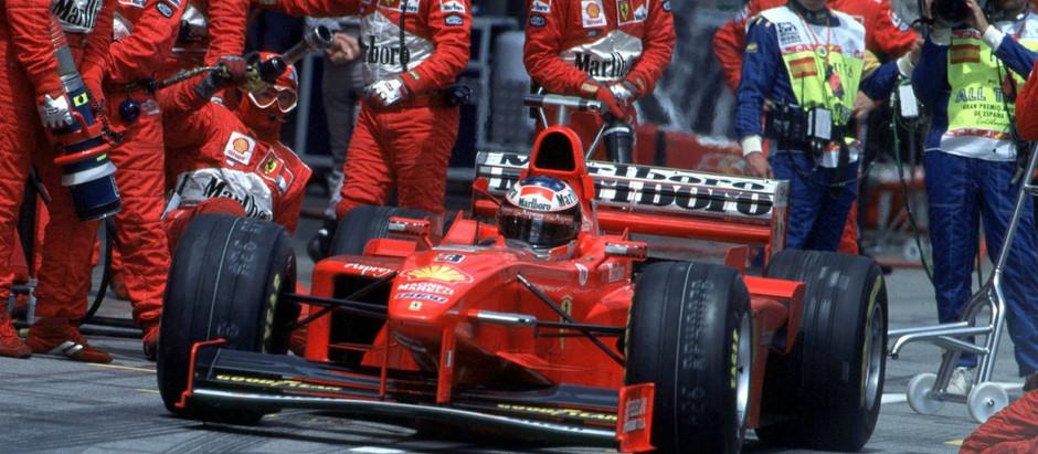 #626 GP d'Ungheria 1998, Schumacher vince di tattica, Hakkinen è rallentato, il mondiale è aperto