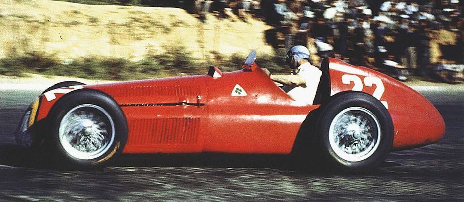 Pre-stagione 1951, il primo trionfo di Fangio nel Campionato Mondiale di Formula 1