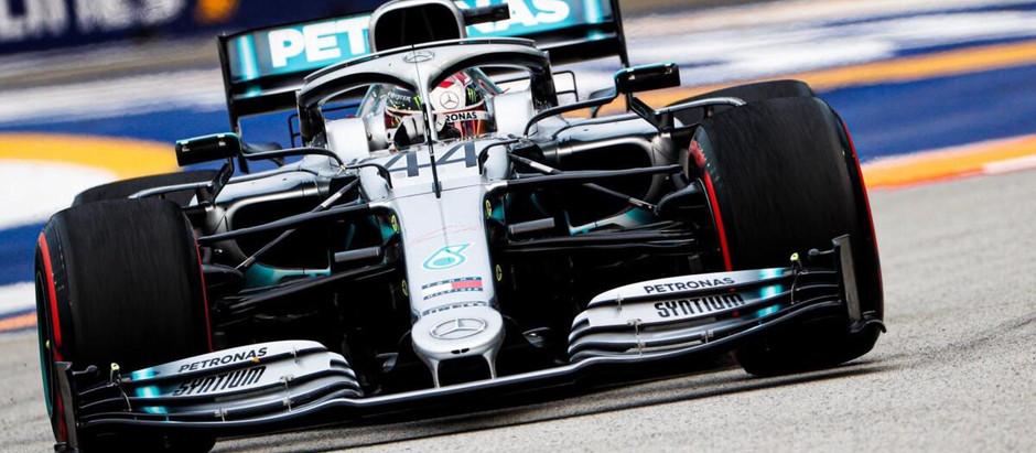 Mercedes AMG W10 EQ Power+, la dinastia vincente continua
