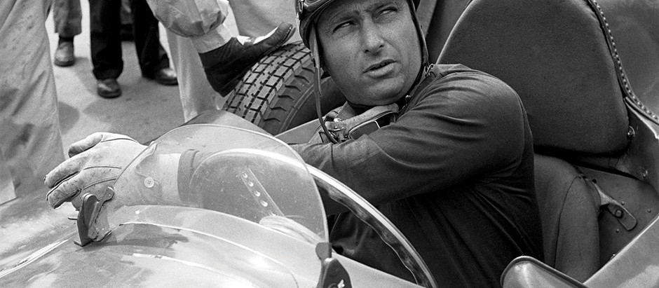 #1 1956: Juan Manuel Fangio passa alla Ferrari, e vince il suo quarto titolo mondiale