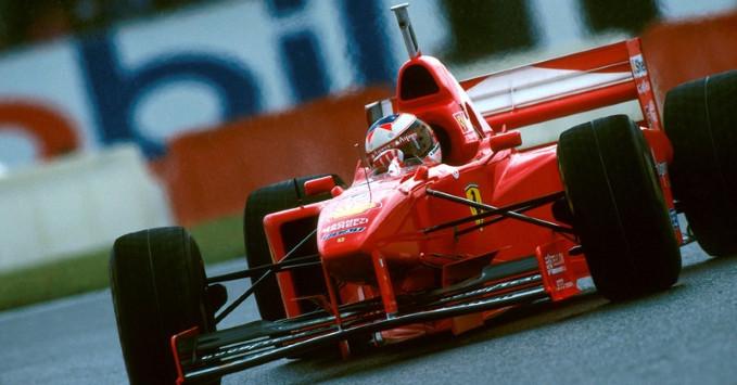 #9 1997: GP di Francia, Schumacher sorprende tutti e vince, Jacques sbaglia ancora ed è quarto