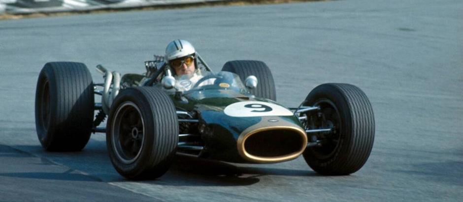 Brabham BT24, la vettura che incorona Campione del Mondo...Denny Hulme